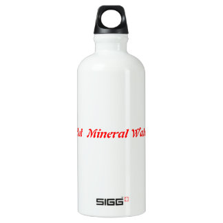 Hot Mineral Water botle Water Bottle
