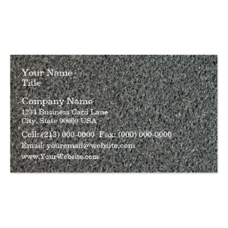 Hot Mix Bitumen Texture Double-Sided Standard Business Cards (Pack Of 100)