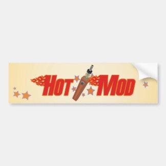 Hot Mod Car Bumper Sticker