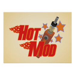 Hot Mod Posters