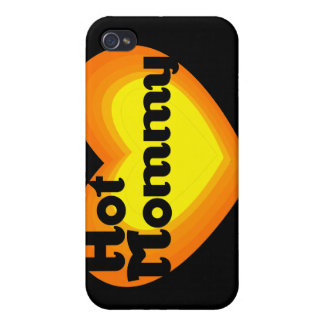 Hot Mom iPhone 4/4S Cases