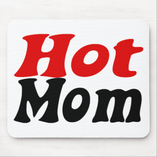Hot Mom Mouse Mat