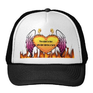 Hot Mom Needs A Date Trucker Hat