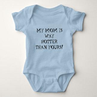 HOT MOMMA! BABY BODYSUIT