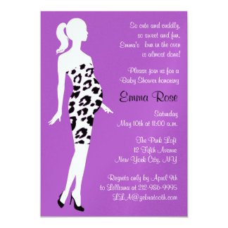 Hot Momma! Baby Shower Invitation
