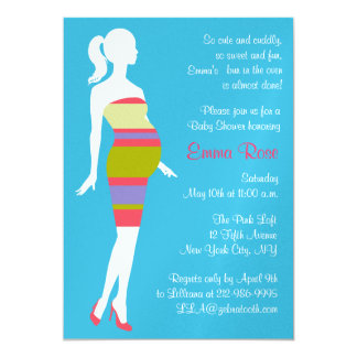 Hot Momma! Baby Shower Invitations
