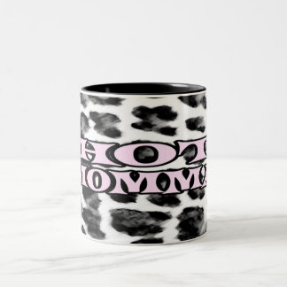 Hot Momma Two-Tone Coffee Mug
