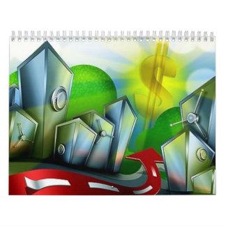 Hot Money Makers! Calendar