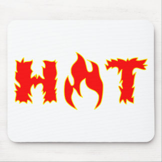 Hot Mouse Pad