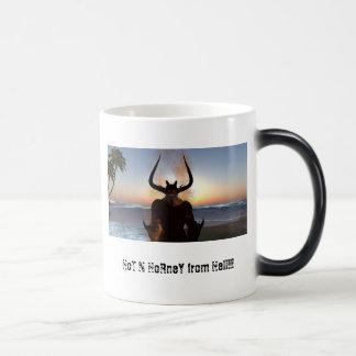 Hot N Horney Magic Mug