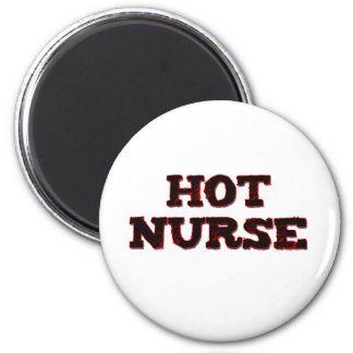 HOT NURSE FRIDGE MAGNETS