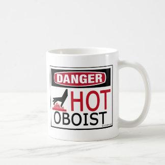Hot Oboist Coffee Mug