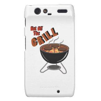 Hot Off Grill Motorola Droid RAZR Cases