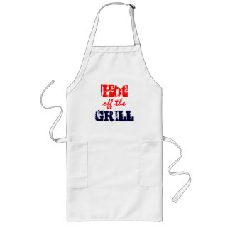 Hot off the Grill Long Apron