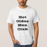 Hot Older Men Clubs Business Name Shirts T-Shirt