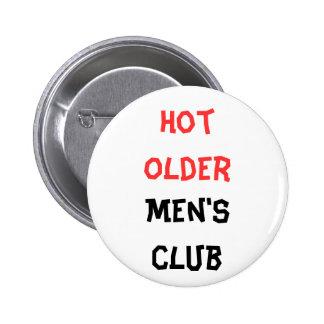 Hot older men's club Button