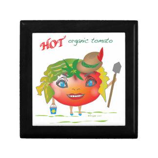 Hot Organic Tomato Gift Box