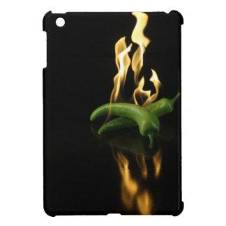 hot-pepper-98945 hot pepper pepper fire food green iPad mini cases