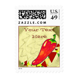 Hot Pepper Postage