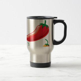 Hot Pepper Travel Mug