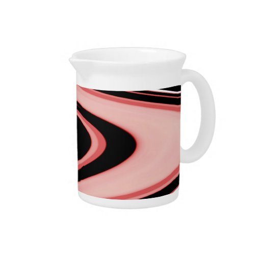 Hot Peppermint Beverage Pitchers