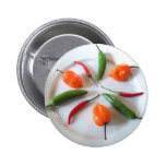 Hot Peppers 2 Pins