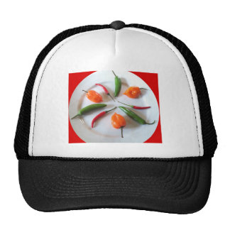 Hot Peppers 2 Trucker Hat