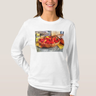 Hot Peppers in Farmers Market T-Shirt