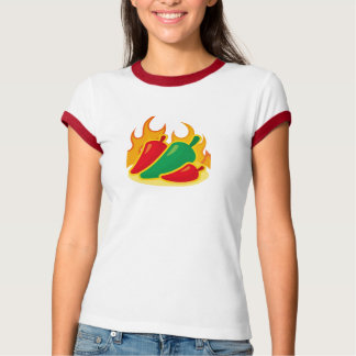 Hot Peppers T-Shirt