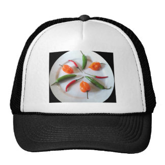 Hot Peppers Trucker Hat