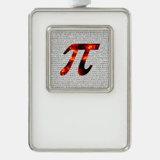 Hot Pi Ornament