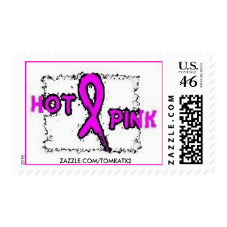 HOT PINK 2 Postage
