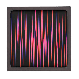 HOT PINK (an abstract art design) ~ Gift Box