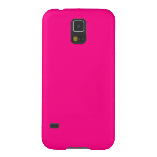 Hot Pink and Customizable Galaxy S5 Case
