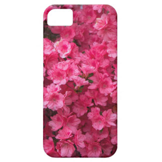 Hot Pink Azalea Blossoms iPhone SE/5/5s Case
