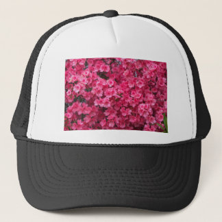 Hot Pink Azalea Blossoms Trucker Hat