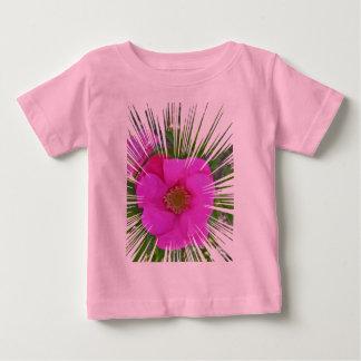 Hot Pink Beach Rose Coordinating Items Baby T-Shirt