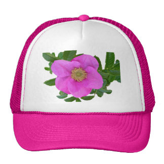 Hot Pink Beach Rose Coordinating Items Hat