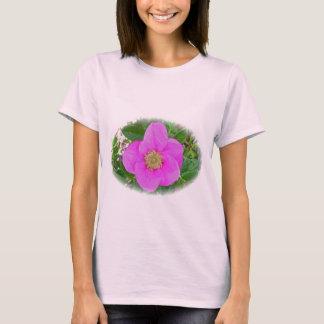 Hot Pink Beach Rose Coordinating Items T-Shirt