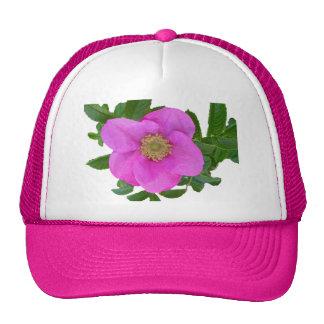 Hot Pink Beach Rose Coordinating Items Trucker Hat