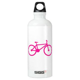 Hot Pink Bicycle; bike SIGG Traveler 0.6L Water Bottle
