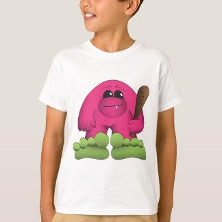Hot Pink Bigfoot T-Shirt