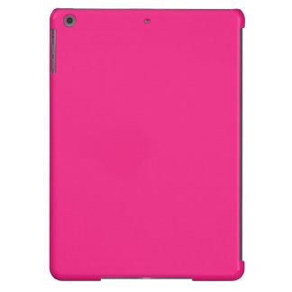 Hot Pink Bright Pink iPad Air Cover