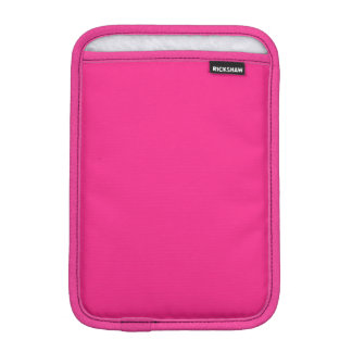 Hot Pink Bright Pink Sleeve For iPad Mini