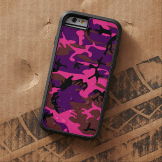 Hot Pink Camo Tough Xtreme iPhone 6 Case