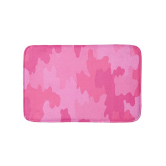 camo bath mats zazzle home decor
