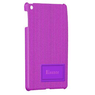 Hot Pink Cardboard iPad Mini Case Template