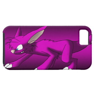 Hot Pink Cat Dragon iPhone 5 Covers