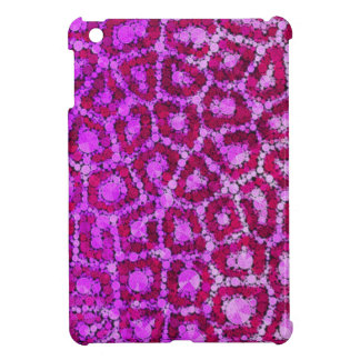 Hot Pink Cheetah Textured Case For The iPad Mini