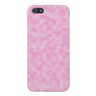 Hot Pink Clouds iPhone 5 Covers